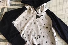 Hoody Eisbär